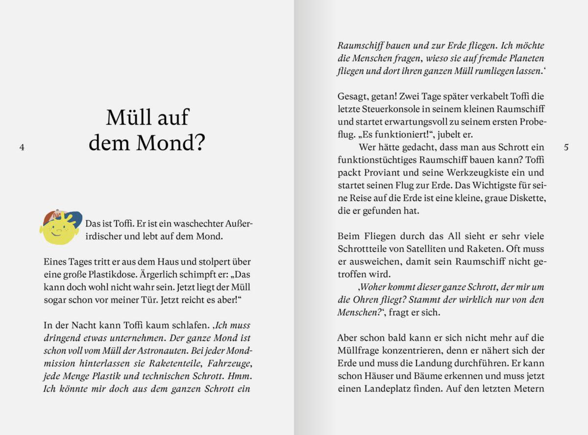 Toffi, Franka und das King-Mobil. Rossberg kids in der RBV Verlag GmbH