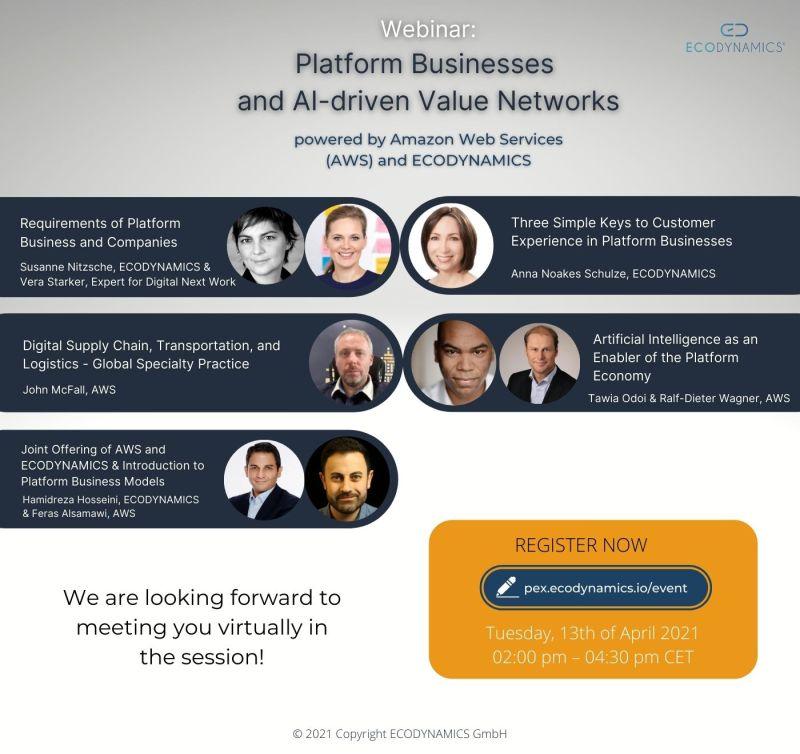 The Focused Company Webinar Amazon Web Services